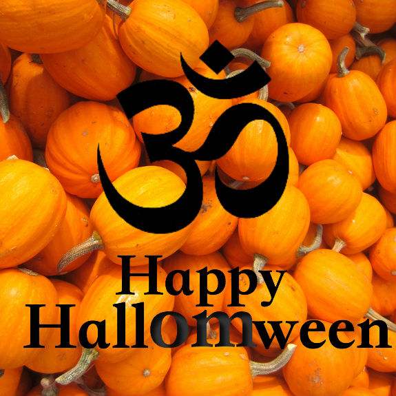 Happy Hall-OM-ween!