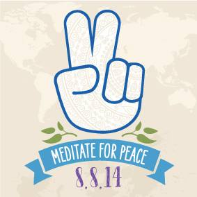 Global Meditation for Peace - 8 August 2014
